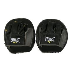 Southpaw 'Everlast' boxing mitts from Titus 'Tick' Wills (Forest Whitaker) Movie Props