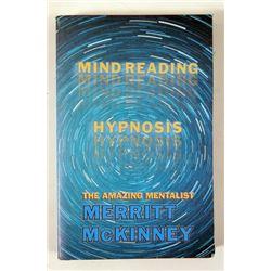 Now You See Me Merritt (Woody Harrelson) Hero Hypnosis Book Movie Props