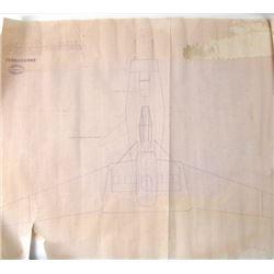 Terrahawks Design Drawings
