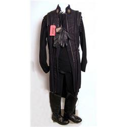 Last Knights Raiden (Clive Owen) Movie Costumes