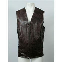 The Last Stand Tony Nowak Leather Vest Movie Costumes