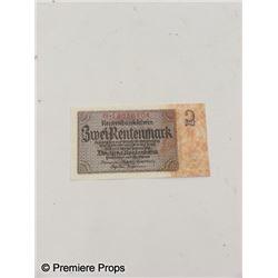 Inglorious Basterds German Currency Movie Props