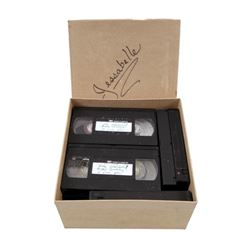 Jessabelle VHS Tapes Movie Props