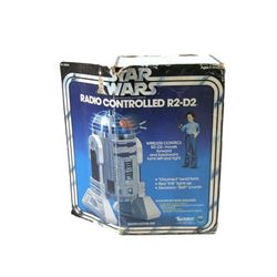 Star Wars Radio Controlled R2-D2 Toy