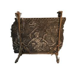 National Treasure Treasure Room Artifacts: Balinese Sculptural Frieze