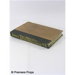The Book of Eli The Trouble with Nowadays Book Movie Props
