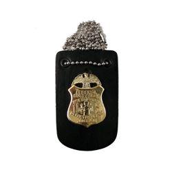 Point Break FBI Badge Movie Props