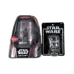 Star Wars Boba Fett Action Figures