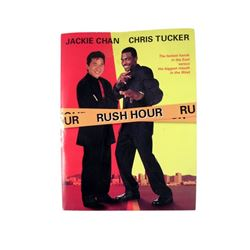 Rush Hour Press Folder Movie Props