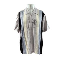 Two And A Half Men Charlie Sheen Autographed Shirt