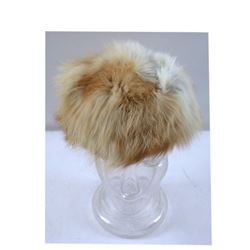 Groundhog Day Fur Cap Movie Props