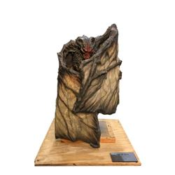 End of Days Satan Maquette