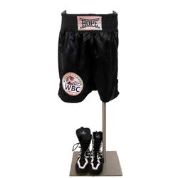 Southpaw Billy Hope (Jake Gyllenhaal) Movie Costumes