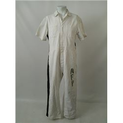The Longest Yard (2005)Caretaker  (Chris Rock) Prison Jumpsuit Costume