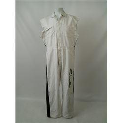 The Longest Yard (2005) Punky (Rob Schneider) Prison Jumpsuit Costume