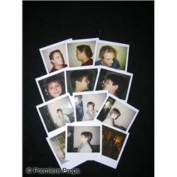 The Addams Family Test Polaroids
