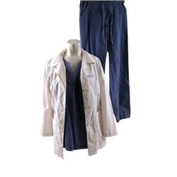 The Spirit (2008) Ellen (Sarah Paulson) Doctor's Movie Costumes