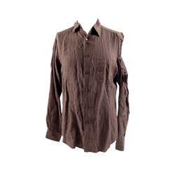 Resident Evil: Extinction (2007) Dr. Isaacs (Ian Glen) Bloody Shirt Movie Costumes
