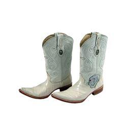 Casa De Mi Padre Onza (Gael Garcia Bernal) Cowboy Boots Movie