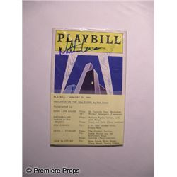 """Laughter on the 23rd Floor"" Signed Playbill"