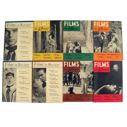 1953 Hollywood Magazines