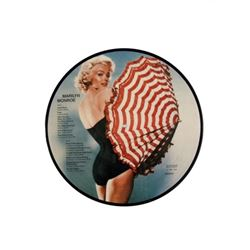 Marilyn Monroe Golden Dreams Disc