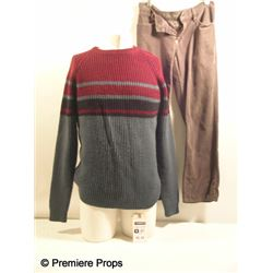 Perks of Being a Wallflower Charlie (Logan Lerman) Movie Costumes