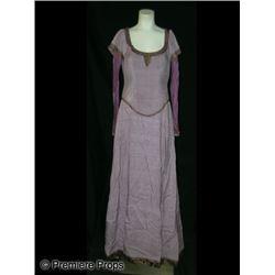 Camelot Queen Igraine (Claire Forlani) Movie Costumes