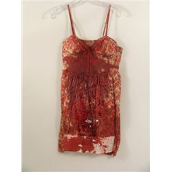 No One Lives Emma (Adelaide Clemens) Movie Costumes