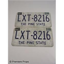 The Beaver Screen Used License Plates