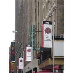 Spiderman 3 NYC Premiere Banner