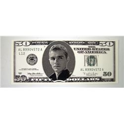 Now You See Me Jack (Dave Franco) Bill Movie Props