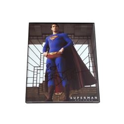 Superman Returns Brandon Routh Autographed Photo Movie Collectibles
