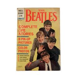 Beatles Original Dell Giant Comic Book
