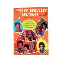 Brady Bunch Activity Book