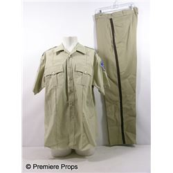Piranha Lake Victoria Sheriff Movie Costumes