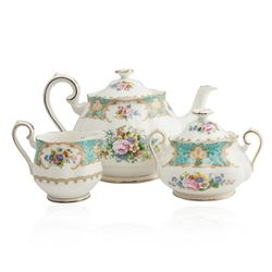 "Royal Albert ""Lady Ascot"" Tea Set ED890"