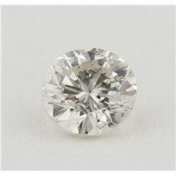 GIA Certified 0.57ct I-1/I Round Cut Loose Diamond GB4230
