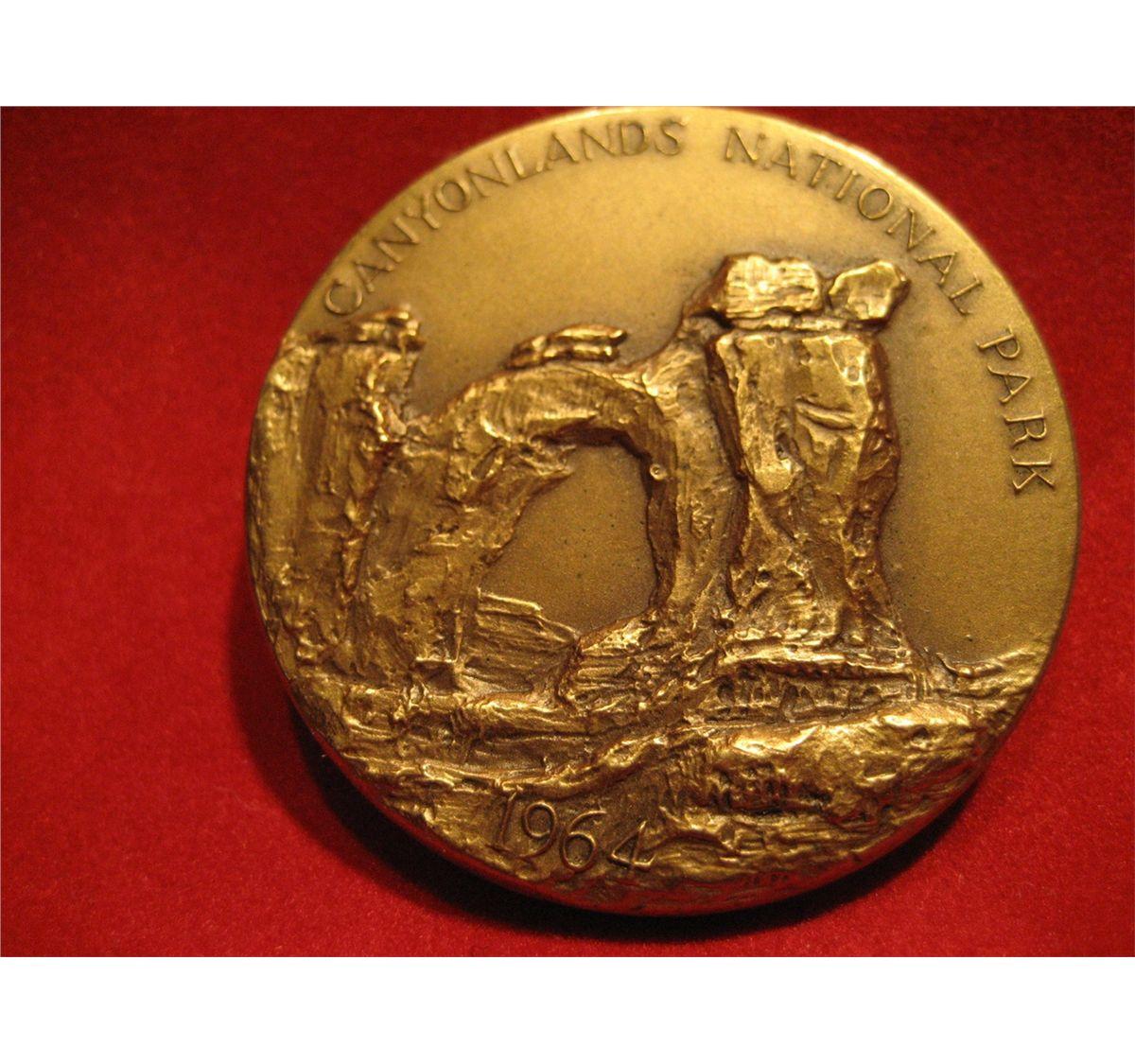 1872 national parks centennial 1972 coin