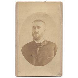 Charles Guiteau Carte de Visite