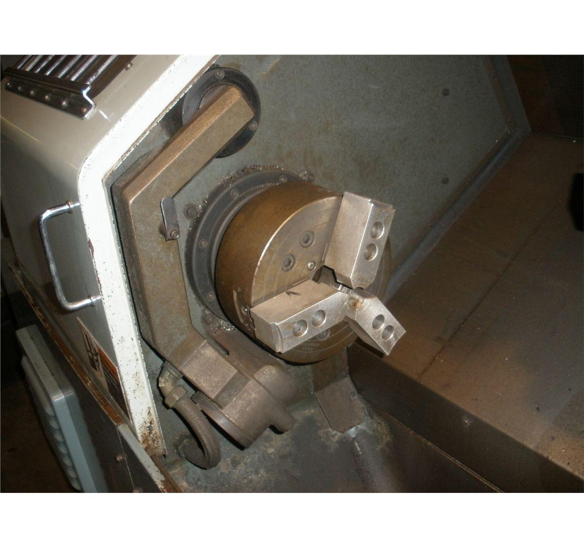Mori Seiki CNC Lathe AL-2 Yasnac Mx3 Control 8