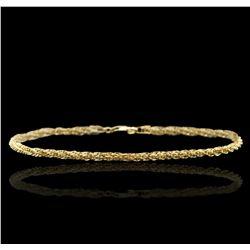 14KT Yellow Gold Bracelet GB4506