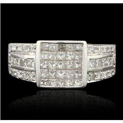 14KT Yellow Gold 2.64ctw Diamond Ring GB3021