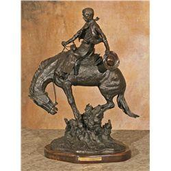 Truman Bolinger, bronze