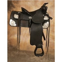Beisel's of Reno Silver Saddle
