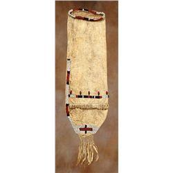 Cheyenne or Arapaho Beaded Bag