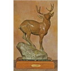 Korry Bird, bronze