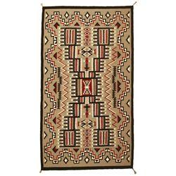 "Navajo Weaving, 8' x 4'5"""