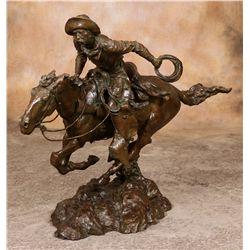 D. Scott Rogers, bronze
