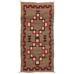 "Navajo Weaving, 8' x 3'10"""